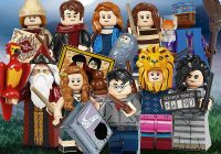 LEGO Harry Potter 71028 Minifigures Series 2 vanaf 1 september te koop