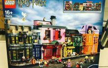 Dit is LEGO Harry Potter 75978 Diagon Alley