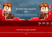 LEGO toont releasedatum LEGO Harry Potter 75978 Diagon Alley