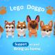 LEGO Ideas-project Doggo ontvangt 10.000 stemmen