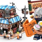 Naruto: Ichiraku Ramen Shop is volgende succesvolle LEGO Ideas-project