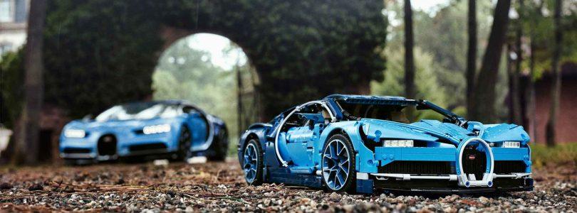 LEGO Technic 42083 Bugatti Chiron in de aanbieding bij Amazon: nu slechts €229,95