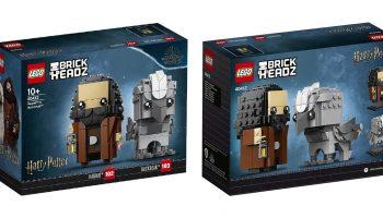 Laatste dag: LEGO BrickHeadz 40412 Hagrid & Buckbeak als cadeau bij LEGO Harry Potter-aankopen