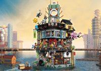 'LEGO Ninjago 71741 The Gardens of Ninjago City verschijnt voorjaar 2021'