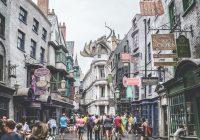 Alle productafbeeldingen van LEGO Harry Potter 75978 Diagon Alley gepubliceerd