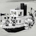 LEGO Ideas 21317 Stoomboot Willie gaat met pensioen: weer op voorraad in LEGO Shop