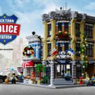 Brick Town Police Station is volgende succesvolle LEGO Ideas-project
