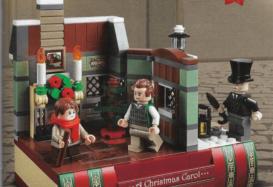 LEGO 40410 A Christmas Carol wordt kerstcadeau bij aankoop (GWP) tijdens LEGO Black Friday 2020