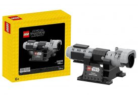 LEGO 5006290 Yoda's Lightsaber (GWP) gratis bij aanschaf LEGO Star Wars 75290 Mos Eisley Cantina