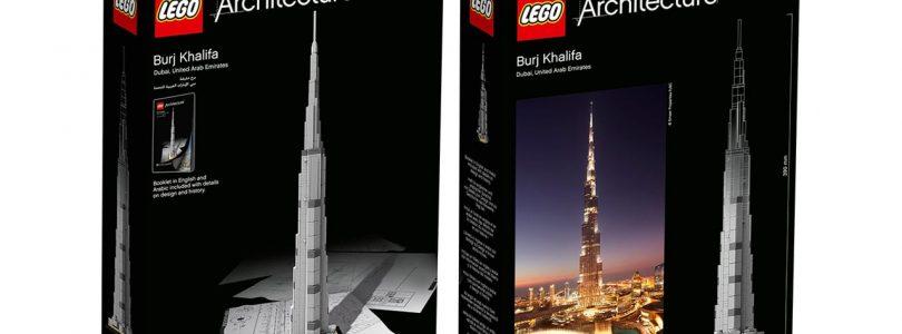 LEGO Architecture 21055 Burj Khalifa per direct te koop in LEGO Shop