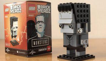 LEGO BrickHeadz 40422 Frankenstein nu beschikbaar in LEGO Shop