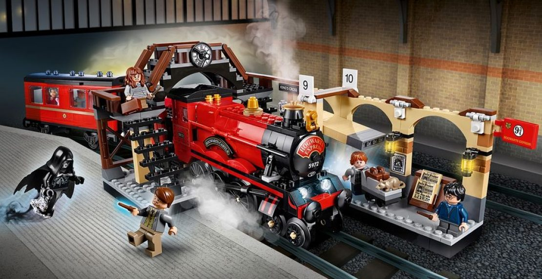 LEGO Harry Potter 75955 Hogwarts Express in de aanbieding bij Amazon Nederland