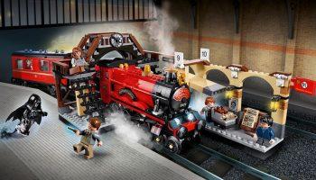LEGO Harry Potter 75955 Hogwarts Express in de aanbieding bij Amazon Nederland