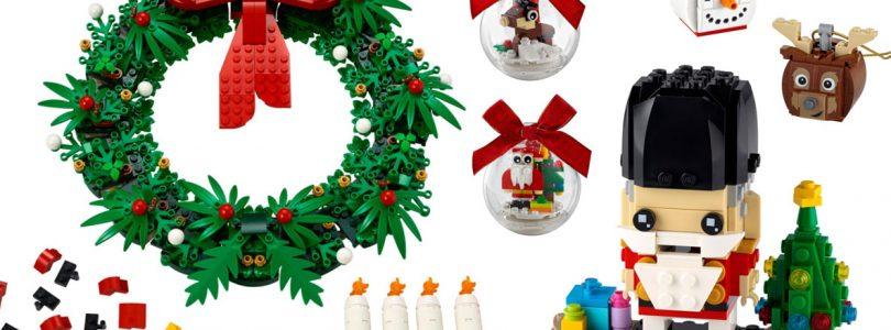 LEGO Winter Seasonal 2020-sets voor kerst zijn nu te koop in LEGO Shop
