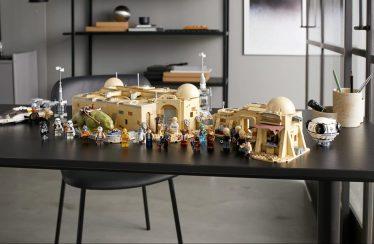 LEGO Star Wars 75290 Mos Eisley Cantina Designer Video beschikbaar gemaakt