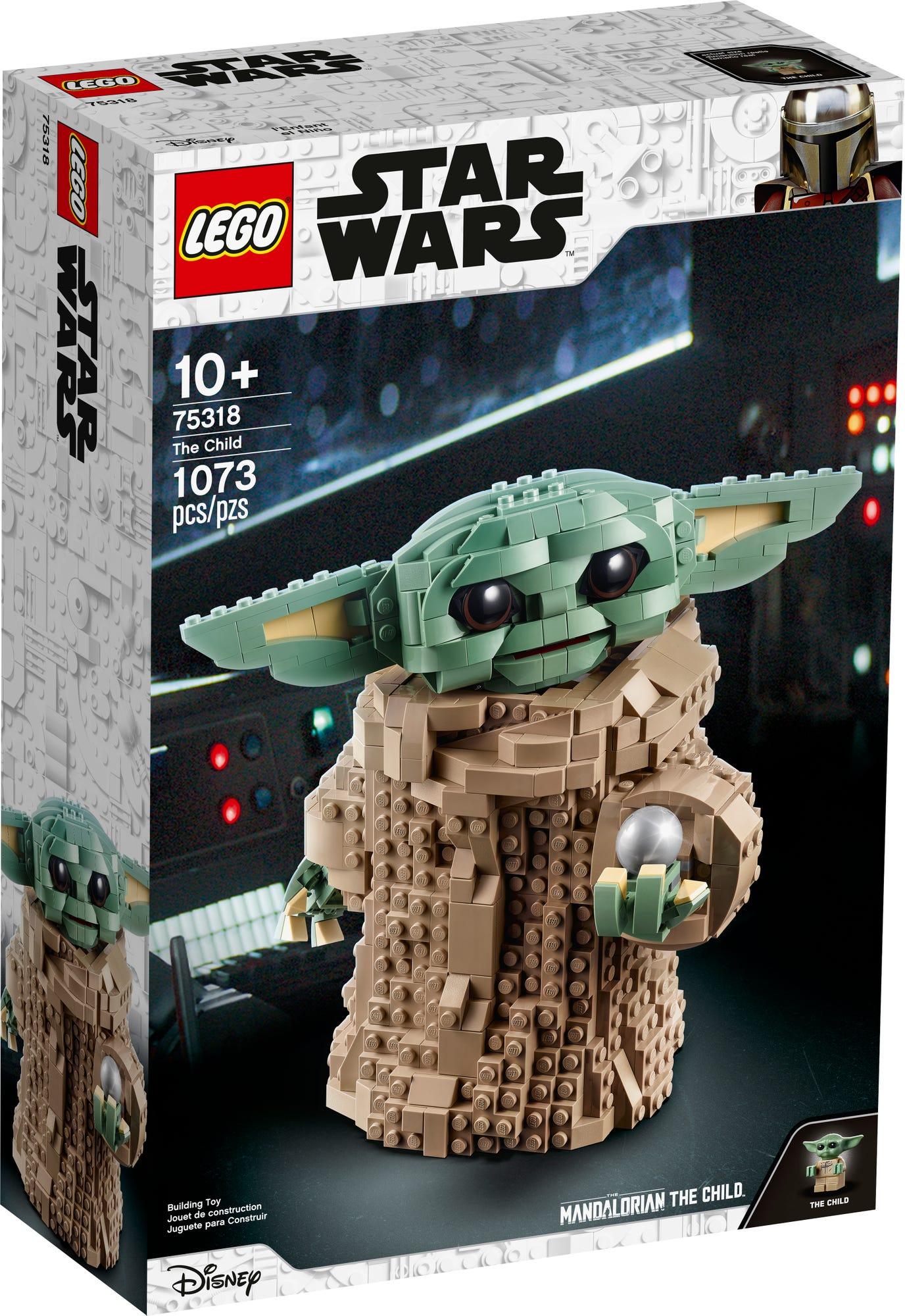 lego star wars 75318 the child  baby yoda  kopen  alles