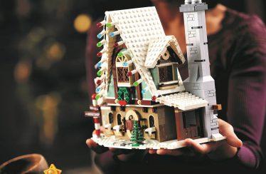 LEGO Winter Village 10275 Elf Club House Designer Video vrijgegeven