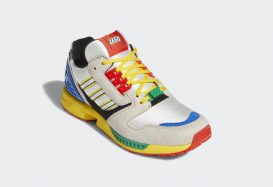 LEGO x Adidas ZX 8000 sneaker kopen? Zo maak je kans op een paar