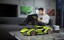 LEGO Technic 42115 Lamborghini Sián voor laagste prijs ooit bij Amazon