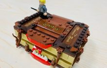Dit is LEGO Harry Potter 30628 Monster Book of Monsters