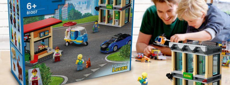 LEGO Lab laat bouwers eigen LEGO City-set samenstellen