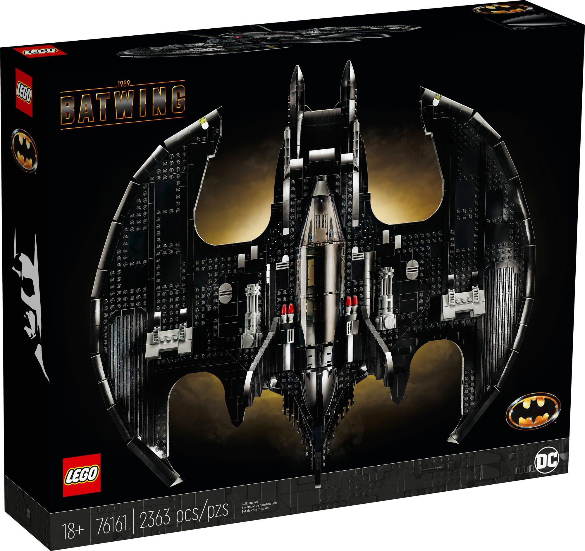 LEGO DC Batman 76161 Batwing 1989