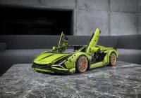 LEGO Technic 42115 Lamborghini Sián FKP 37 in de aanbieding voor 259 euro (verlopen)