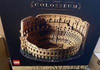 Duidelijke foto's van LEGO 10276 Roman Colosseum gelekt