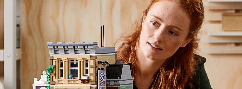 LEGO gaat op Black Friday nieuwe Modular Building-set onthullen: afbeelding gelekt van LEGO 10278 Police Station