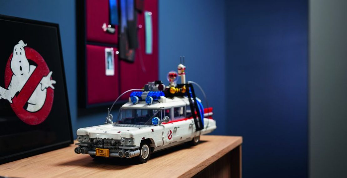 LEGO Ghostbusters 10274 Ecto-1 nu voor €179 te verkrijgen