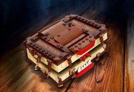 LEGO Harry Potter 30628 Monster Book of Monsters weer terug als cadeau bij aankoop (GWP)
