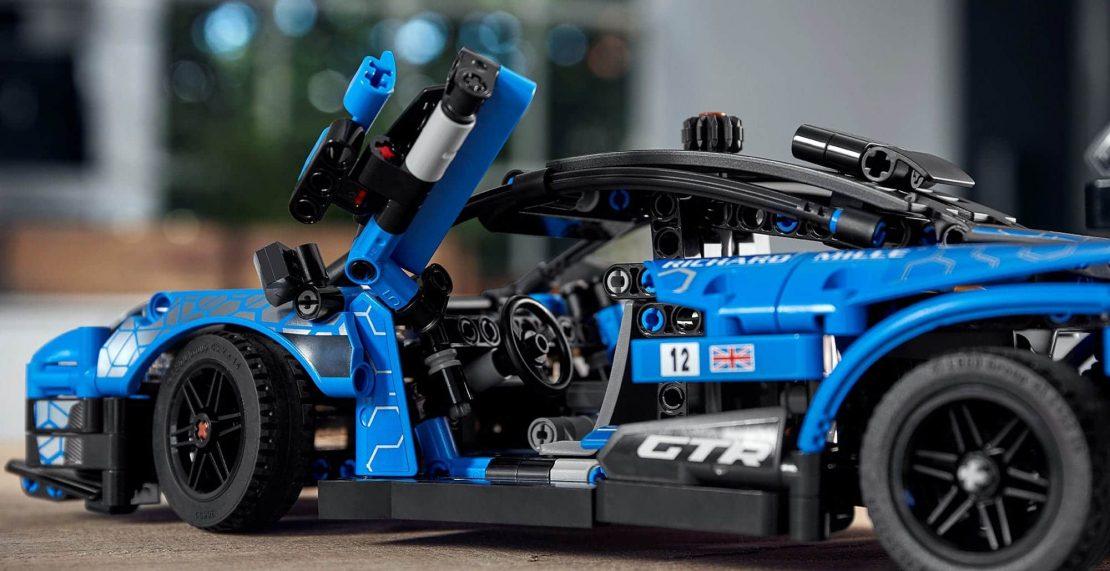 LEGO Technic 42123 McLaren Senna GTR kopen? Alles wat je moet weten