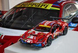 LEGO Technic 42125 Ferrari 488 GTE kopen? Alles wat je moet weten