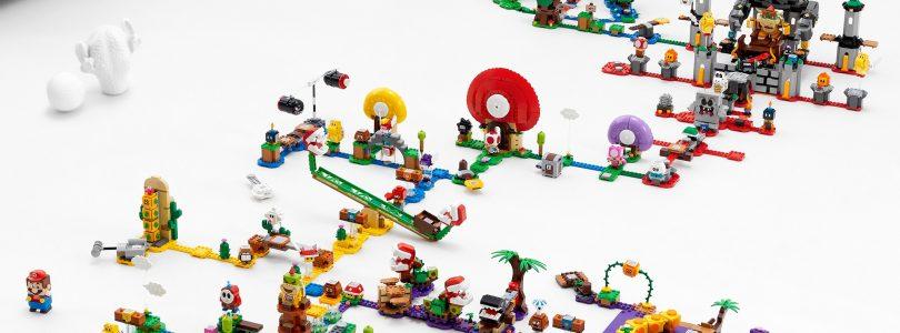 Nieuwe LEGO Super Mario-sets zijn vanaf 26 december 2020 te koop