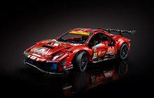 LEGO Technic 42125 Ferrari 488 GTE in de aanbieding voor €127