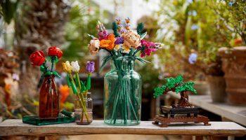 LEGO Bloemenboeket 10280 voor slechts €33 bij Amazon