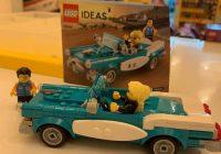 LEGO Ideas 40448 Vintage Car (Aedelsten Deluxe) wordt op 1 januari 2021 cadeau bij aankoop (GWP)