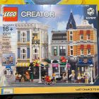LEGO gaat afscheid nemen van Assembly Square (10255), Roller Coaster (10261) en Dinosaur Fossils (21320)