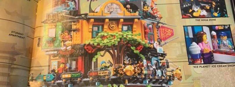 Eerste beelden LEGO Ninjago 71741 The Gardens of Ninjago City: vanaf 14 januari te koop