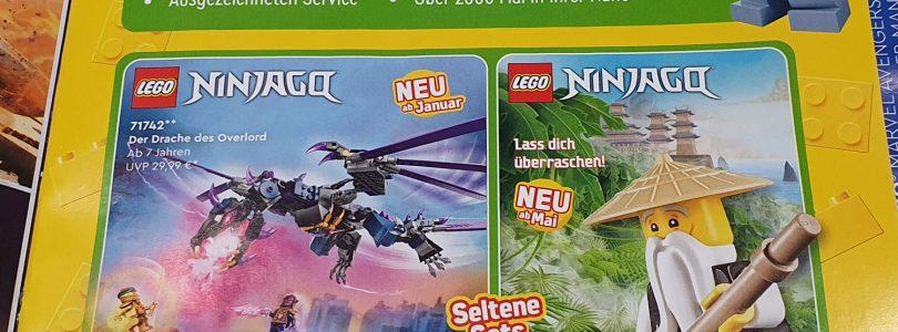 LEGO Ninjago 71741 The Gardens of Ninjago City lijkt gepland te staan voor mei 2021
