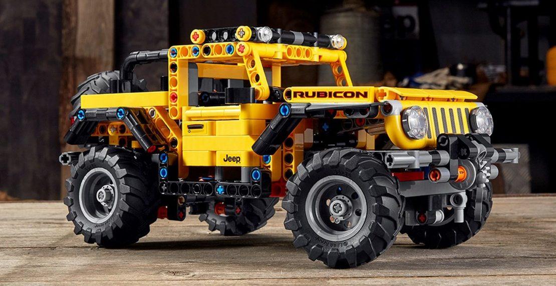 LEGO Technic 42122 Jeep Wrangler kopen? Alles wat je moet weten