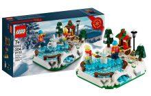 LEGO 40416 ijsbaan keert terug als cadeau bij aankoop in LEGO Shop