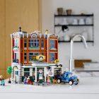 LEGO Creator Expert 10264 Garage op de hoek weer terug op voorraad
