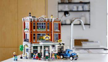 LEGO Creator Expert 10264 Garage op de hoek weer terug op voorraad (uitverkocht)