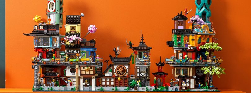 LEGO 71741 Ninjago City Gardens kopen? Alles wat je moet weten