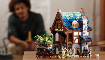 LEGO Ideas 21325 Medieval Blacksmith kopen? Alle informatie op een rij