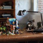 LEGO Ideas 21325 Medieval Blacksmith Designer Video gepubliceerd