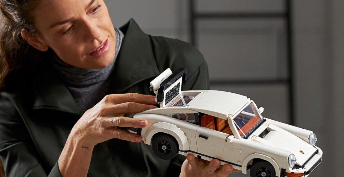 LEGO 10295 Porsche 911 Turbo/Targa kopen? Nu beschikbaar
