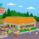 LEGO Ideas The Krusty Burger (The Simpsons) maakt kans op commerciële release