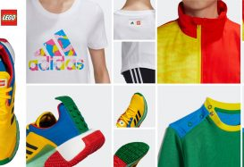 LEGO x Adidas Kids Collection 2021 nu beschikbaar in LEGO Shop
